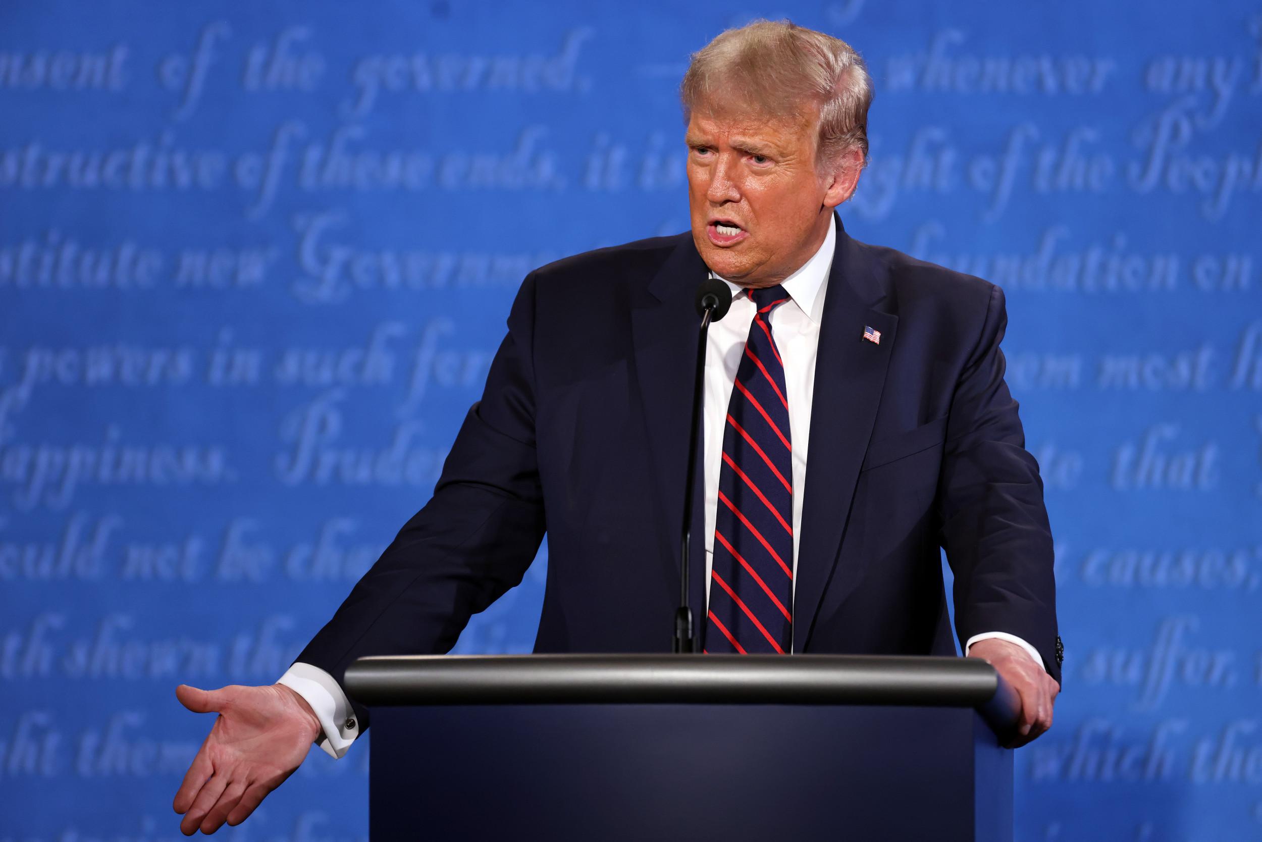 66 percent of Spanish-speaking Americans in Telemundo poll think Trump just won the debate