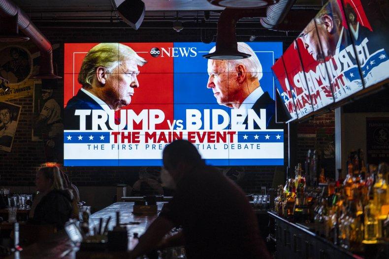 Iran, 2020 election, Donald Trump, Joe Biden