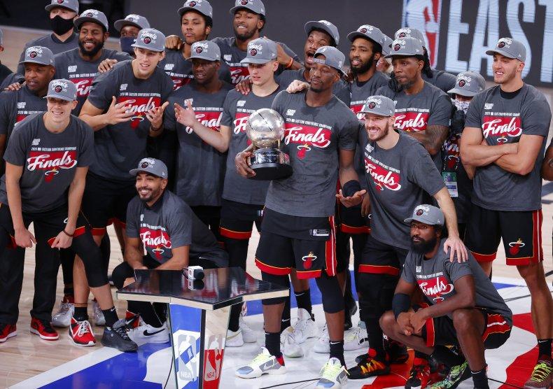 Miami Heat, NBA Finals