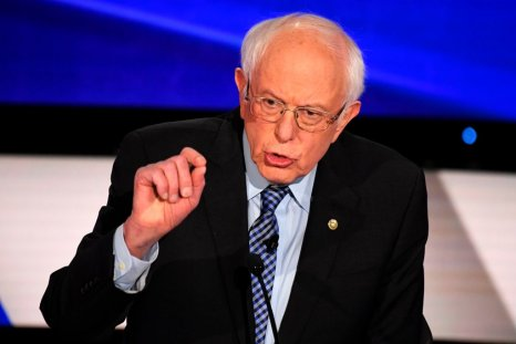 Bernie Sanders Democratic Party election