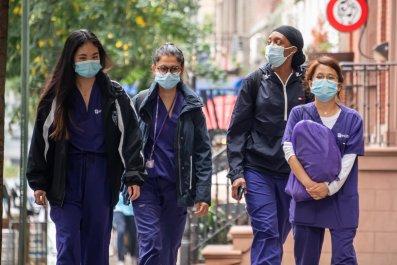 New York, coronavirus, US, China, winter, media