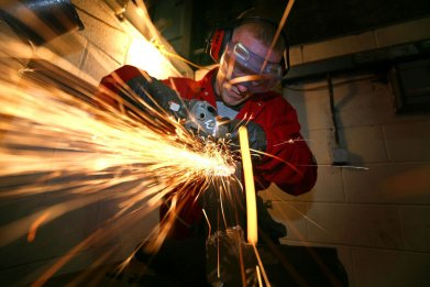Young Apprentices Begin Working At Cammell Laird
