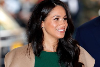 Meghan Markle at the WellChild Awards, London