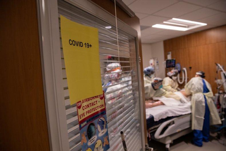 Coronavirus in U.S.