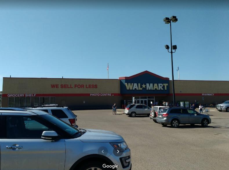 Walmart Selkirk