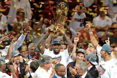 LeBron James, NBA, Miami Heat