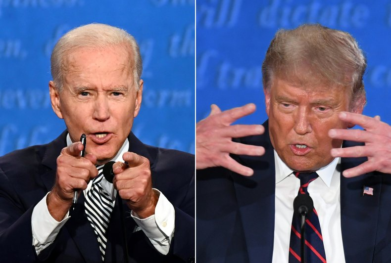 First presidential debate for the 2020 election