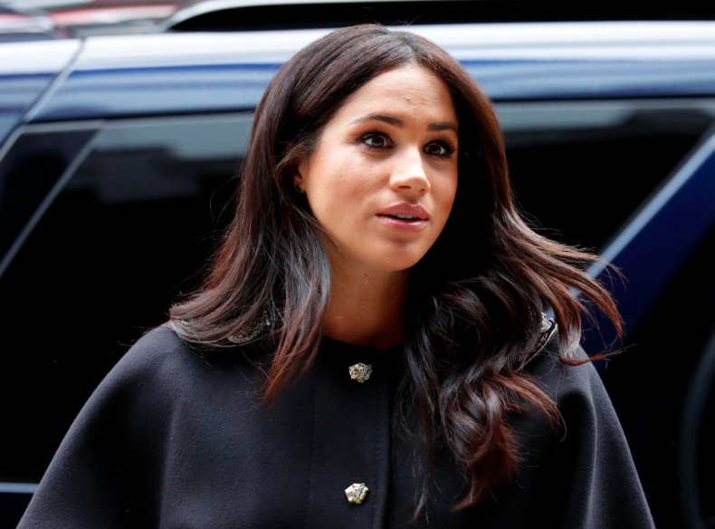 Meghan Markle Christchurch Mosque Terror Attack CondolenceBook