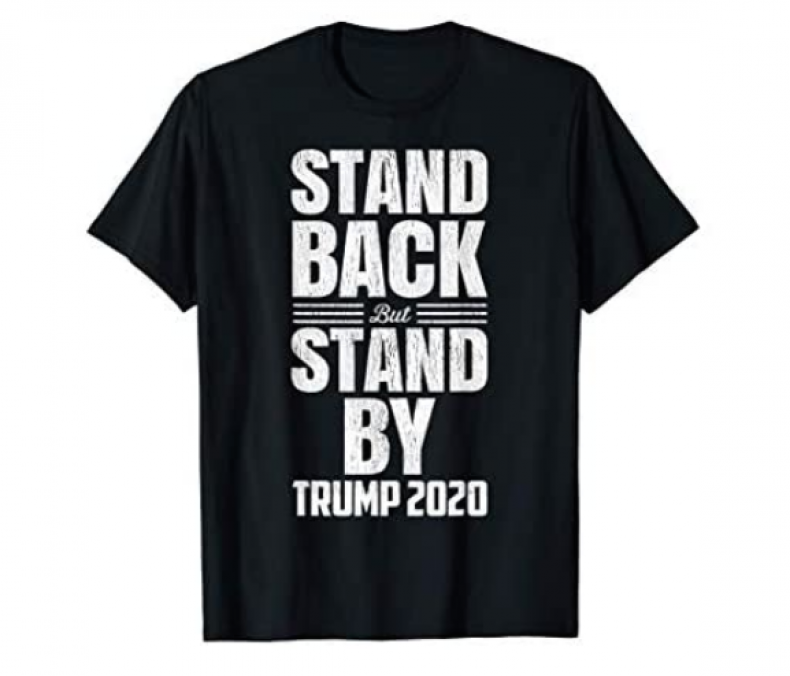 Proud Boys Shirt on Amazon