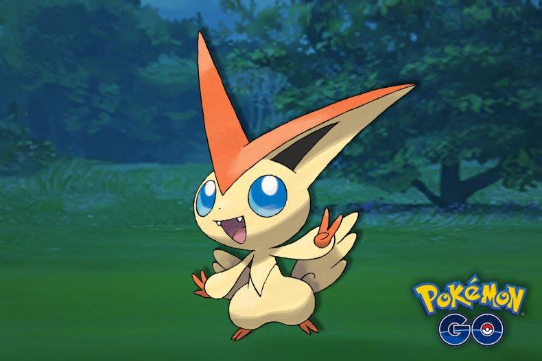 pokemon go victini special research tasks