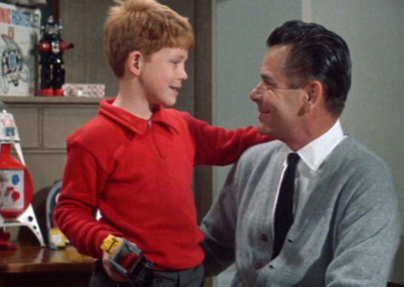 The Courtship of Eddie's Father (1963)