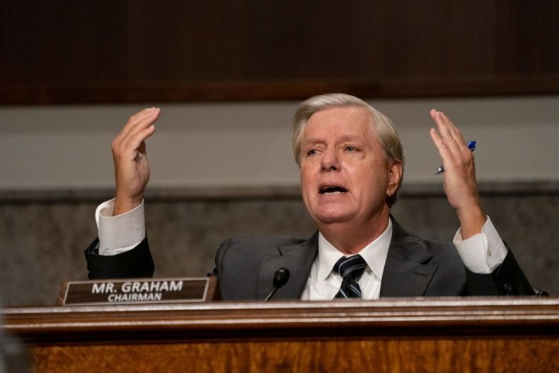 Republican Senator Lindsey Graham
