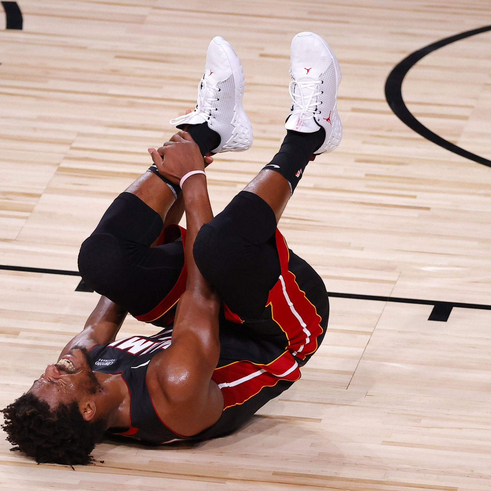 Miami Heat Injury Update How Long Are Jimmy Butler Goran Dragic And Bam Adebayo Out For