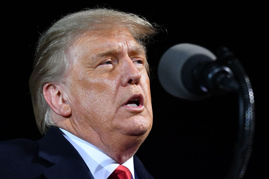 Learning Donald Trump Needed to Be Reminded of World War 3