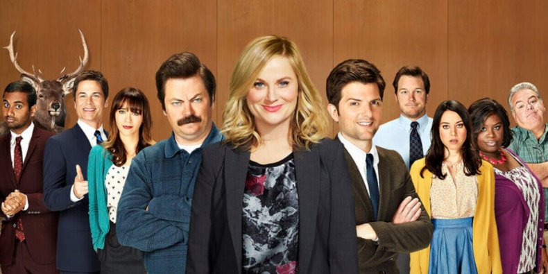 parks and recreation peacock netflix