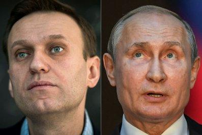 Alexei Navalny, Vladimir Putin