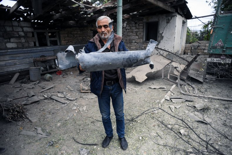 Nagorno-Karabakh, armenia, azerbaijan, ethnic cleansing, civilians, war