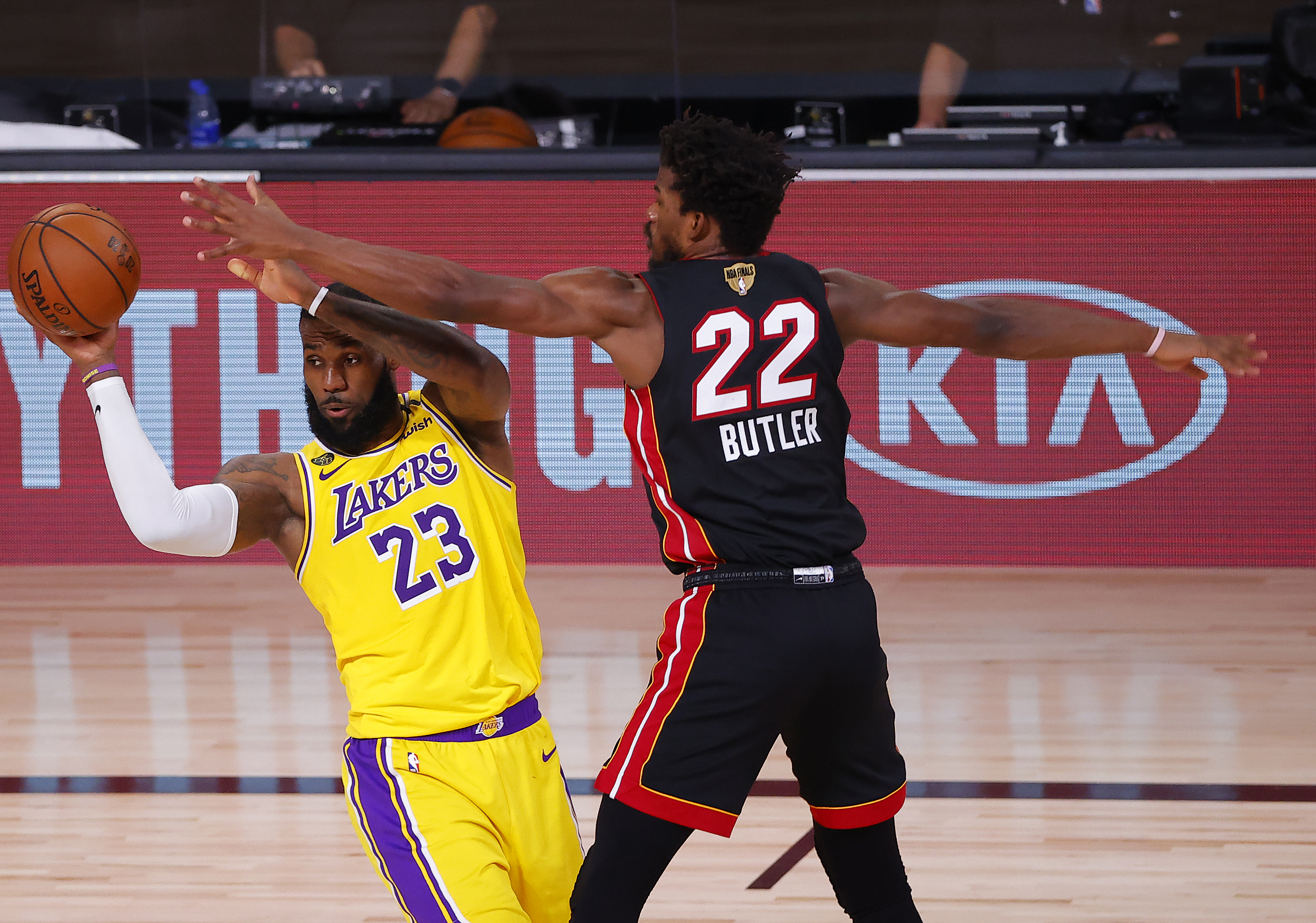 NBA Finals 2020 Schedule: Lakers vs. Heat Game 2 Time, Live Stream, TV  Channel and Odds