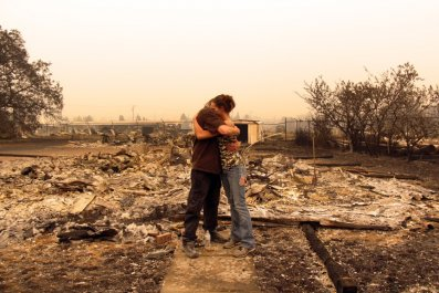 Almeda Drive fire, Oregon fires, wildfires