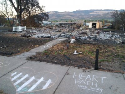 wildfires, oregon fires, homes, property