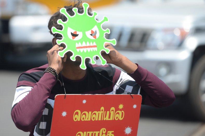 Coronavirus India lockdown April 2020