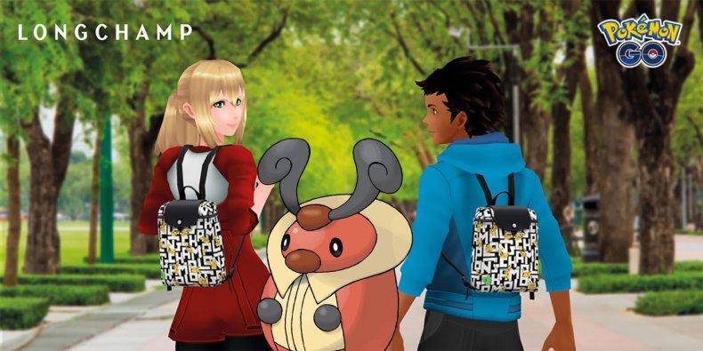 pokemon go fashion week kricketot event