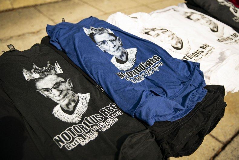 RBG merchandise
