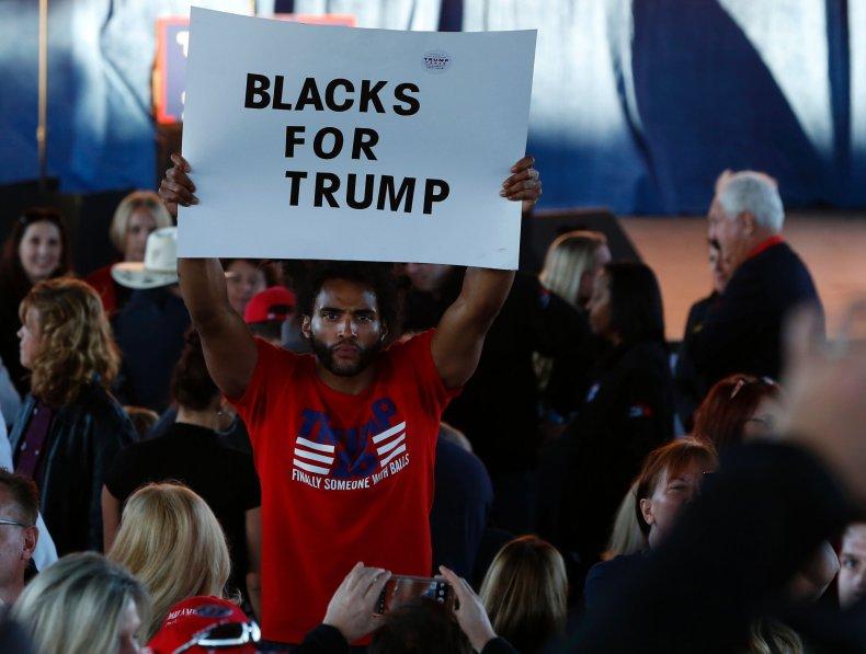 african americans Black voters Trump