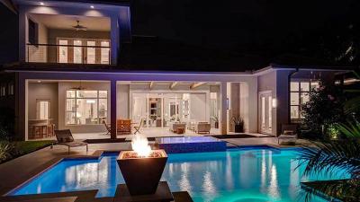 Newsweek Amplify - Beach Vacation Home Plan 1
