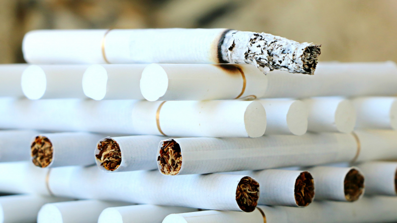 Newsweek AMPLIFY - Quit Smoking Cigarettes Difficult
