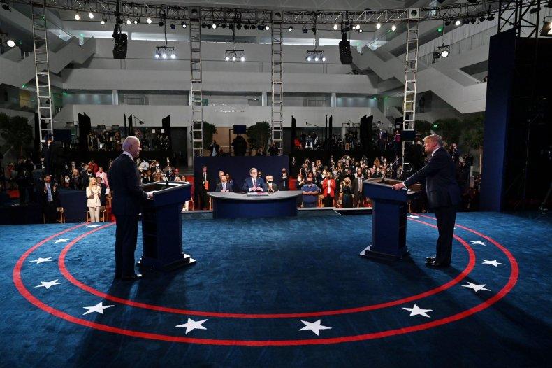 Sept 29 Debate Crowd Shot