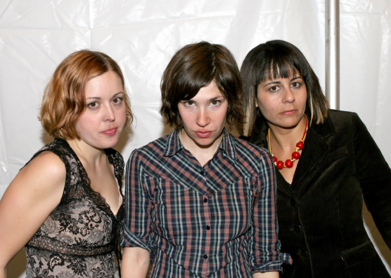 #48. 'The Woods' by Sleater-Kinney