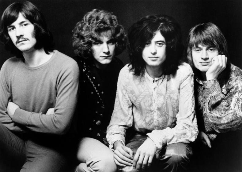 #10. 'Led Zeppelin II' by Led Zeppelin
