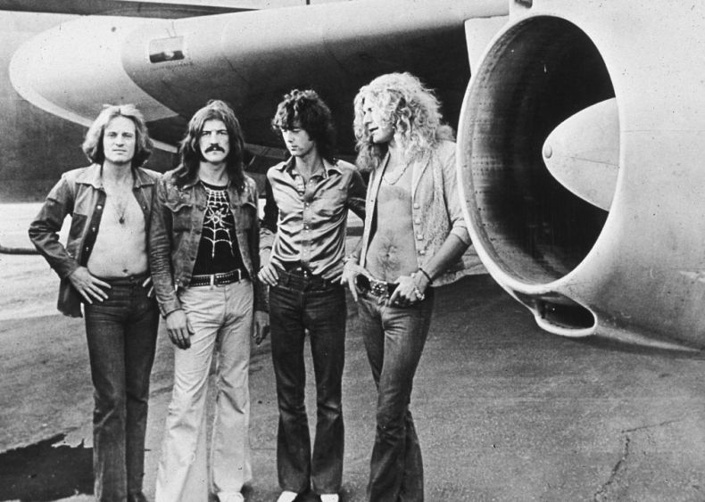 #5. 'Houses of the Holy' by Led Zeppelin