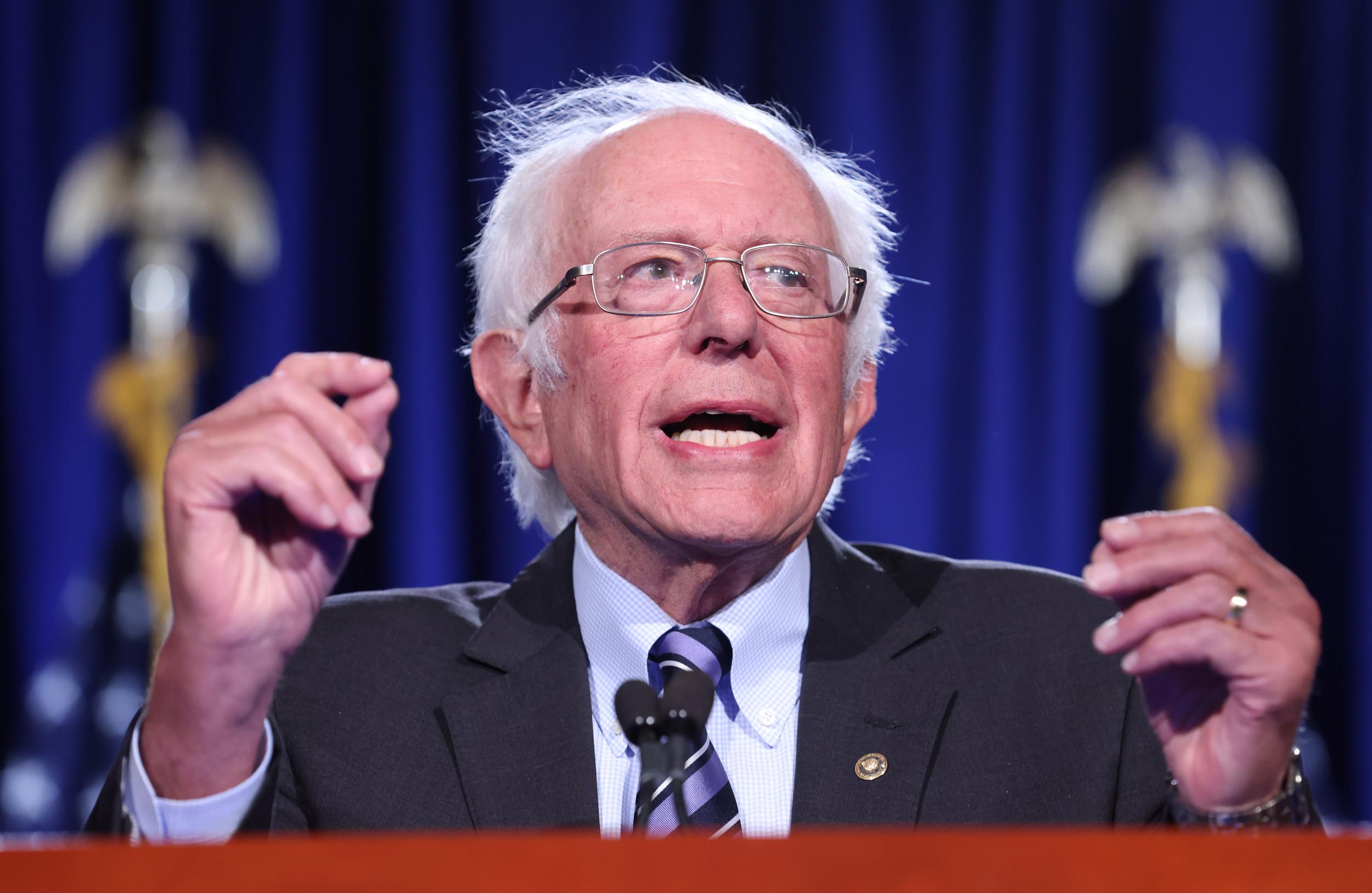 Bernie Sanders to Host In-Person Rallies for Biden in ...