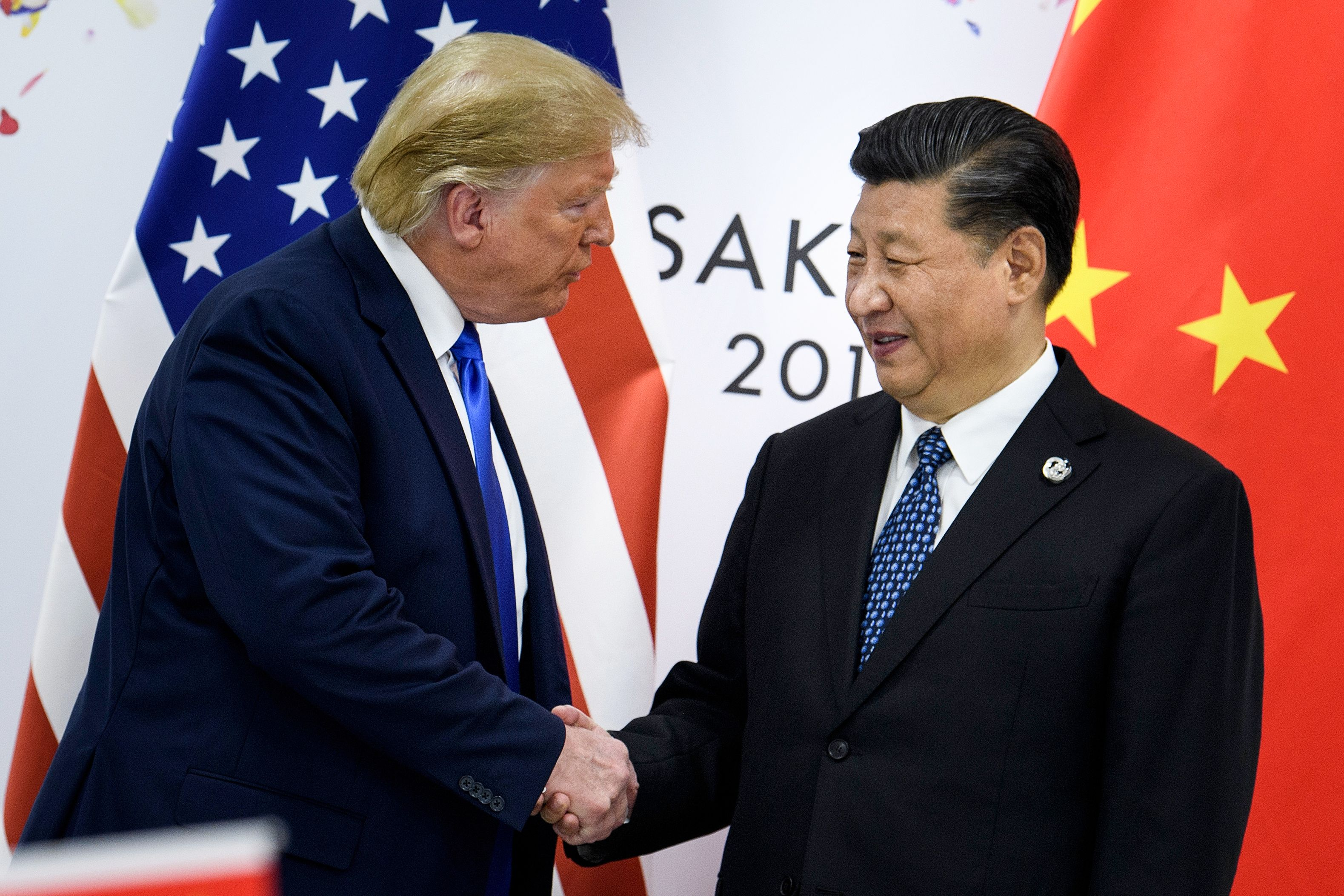 After China State Media Said Trump Paid The Price For Covid 19 Response President Xi Wishes Him Well