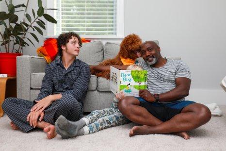 Foster care, adoption, racism, fatherhood