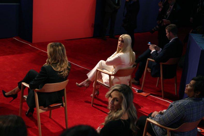 Ivanka Trump debate