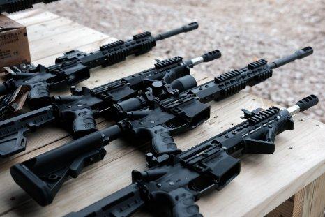 AR-15-style rifles in Pennsylvania