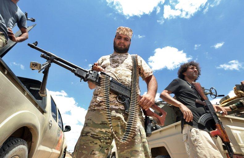 libya, fighters. gna. tripoli, benghazi