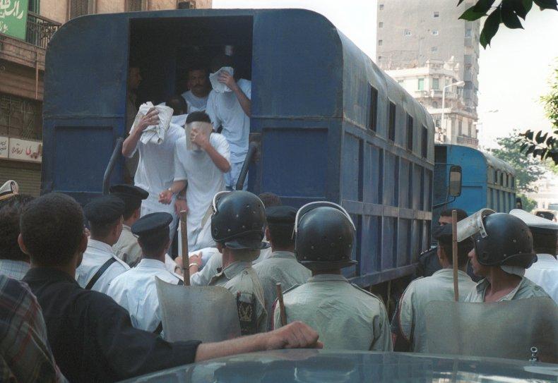 Egypt LGBTQ gay police abuse rape report