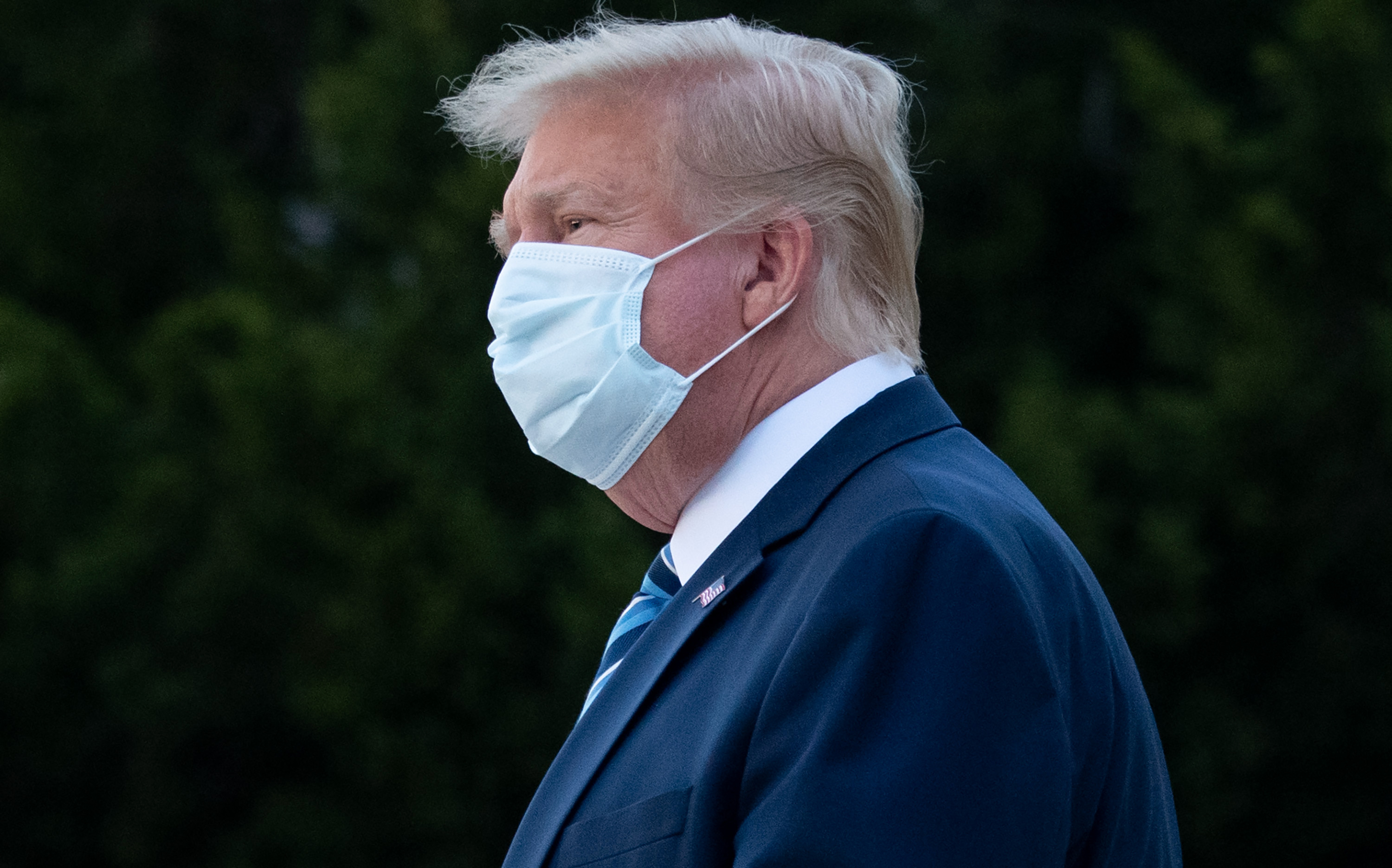 President Trump Deletes COVID Tweet, But Not For Calling It 'Chinese Virus'