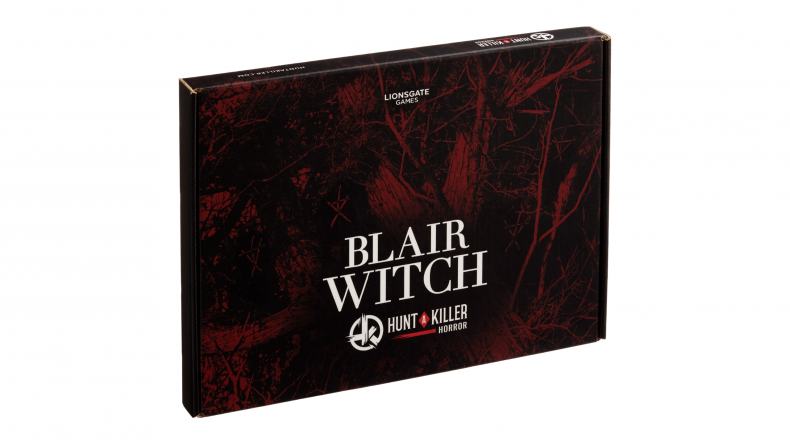 Newsweek Amplify - Blair Witch Horror Game