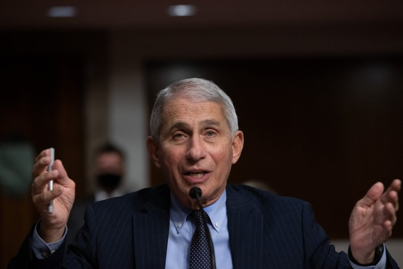 anthony fauci, getty, covid19, coronavirus,