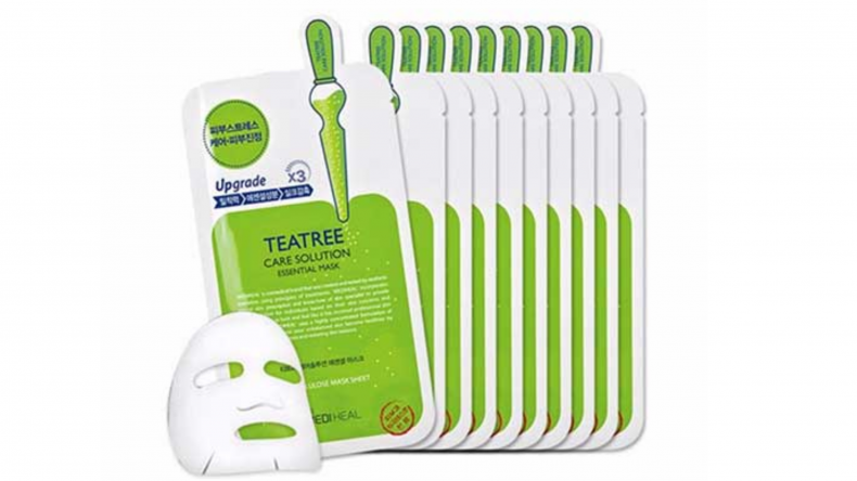 Teatree Care Solution Essential Mask REX