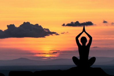 Newsweek AMPLIFY-  Yoga for Depression