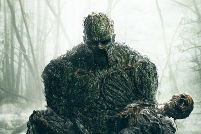 swamp thing cw canceled