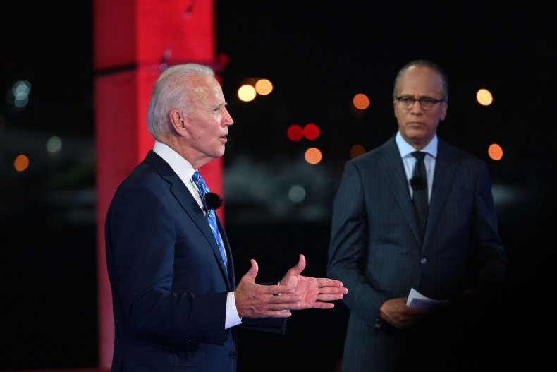 Joe Biden 10/5