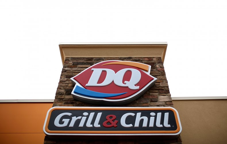 Getty Images Dairy Queen