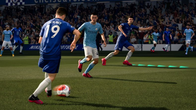 fifa 21 kick screenshot review roundup